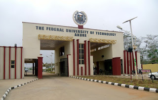 FUTA Matriculation Ceremony Programme for 2018/2019 Academic Session
