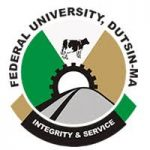 FUDMA Direct Entry Admission Form 2019/2020 Is Out Online