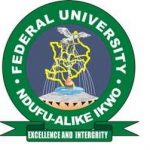 FUNAI Supplementary Post UTME Form 2019/2020, Screening Date and Requirements.