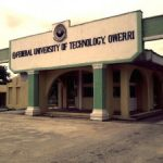 FUTO JUPEB Screening Exercise Schedule 2017/2018