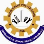 Osun Poly Iree Post-UTME Form 2018