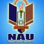 UNIZIK Pre-Degree Admission List (Admission Into 100l) for 2018/2019 Academic Session Is Out