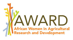 African Women in Agricultural Research and Development (AWARD) Fellowships