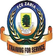 FCE Zaria Pre NCE Admission Form