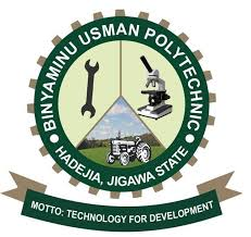 BUPOLY ND Full-Time Admission List 2017/2018