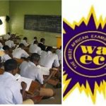 WAEC GCE Registration Form 2018