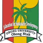 Obong University Post-UTME Form 2018