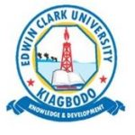 List of Courses Offered at Edwin Clark University