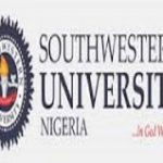 South Western University Admission Screening Form 2018