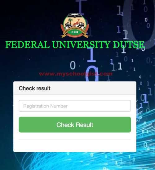 How To Check FUD Post-UTME Screening Result