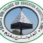 Sa'adatu Rimi College of Education Post-UTME Form