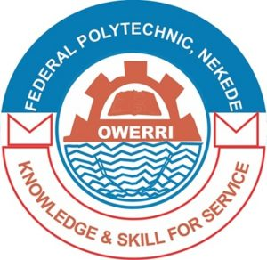 Fed Poly Nekede Part-Time Admission Form