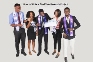 How to Write a Research Project or Thesis in Nigeria