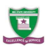 IMSU Registration Procedure for Fresh & Returning Students for 2018/2019 Academic Session