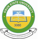 UNIOSUN Student Registration Procedure and Guidelines for All Newly Admitted Students 2018/19 Academic Session