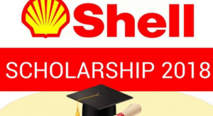 2018-2019 Shell SPDC JV Undergraduate Scholarship Application