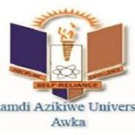 UNIZIK Student Registration Procedure and Guidelines for All Newly Admitted Students 2018/19 Academic Session
