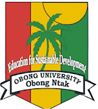 Obong University Student Registration Procedure and Guidelines for All Newly Admitted Students 2018/19 Academic Session