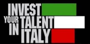 Invest Your Talent in Italy Master Scholarship Program for Foreign Students in Italy 2019/2020
