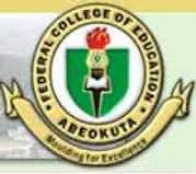 FCE Abeokuta in Affiliation with UI Degree Admission List
