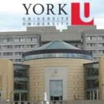 York University International Entrance Scholarships