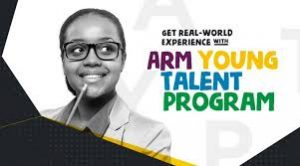 ARM Young Talent Programme 2019