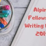Alpine Fellowship Writing Prize (Up to £15,000 in Prizes) 2019-Apply Now!