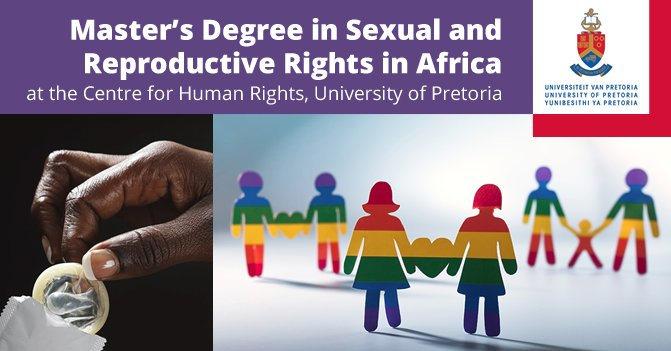 Master's in Sexual and Reproductive Rights in Africa Scholarships