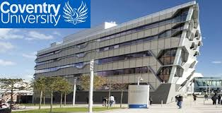 Coventry University Health Practitioner of the Year Scholarship 2019