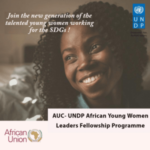 AUC-UNDP African Young Women Leaders Fellowship Programme 2019 and How To Apply.