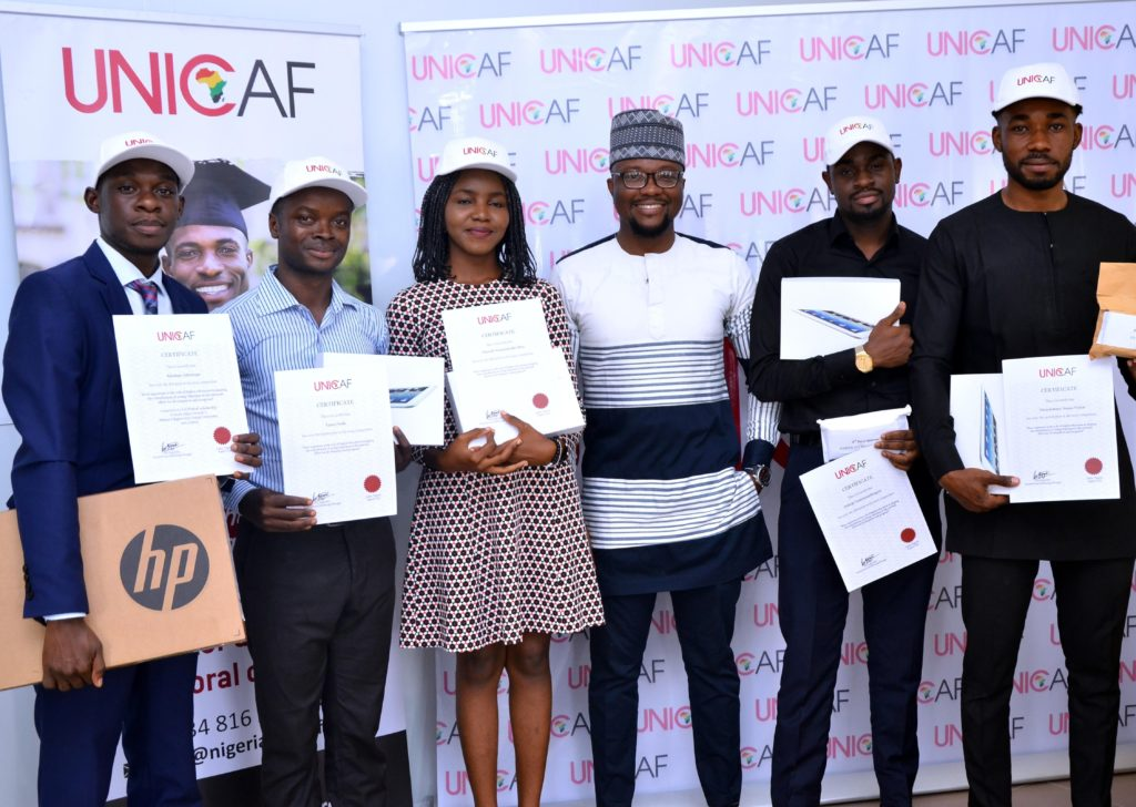 UNICAF 2nd Essay Competition Winners