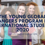 The Young Global Changers Program 2020 [for International Students]