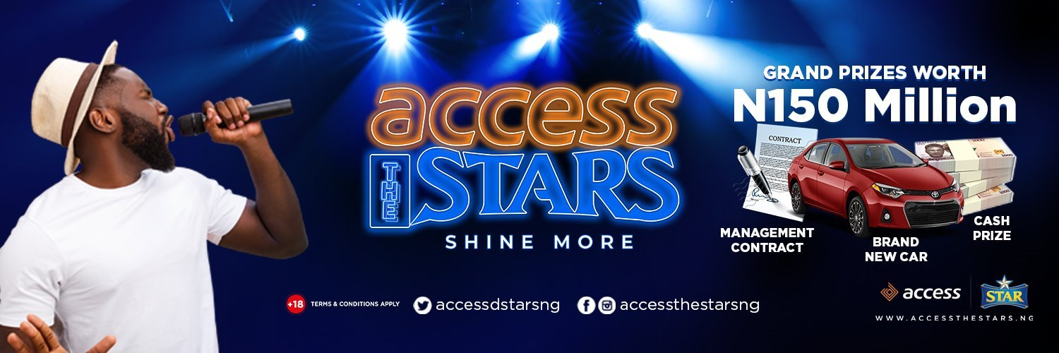 Access The Stars Online Competition 2019