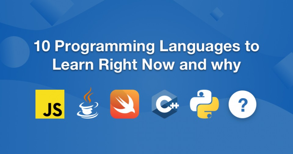 The Best Programming Languages You Can Learn at Home-