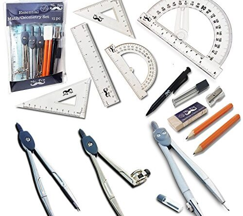 Best Geometry Sets for Student in 2020 (The Best Five)