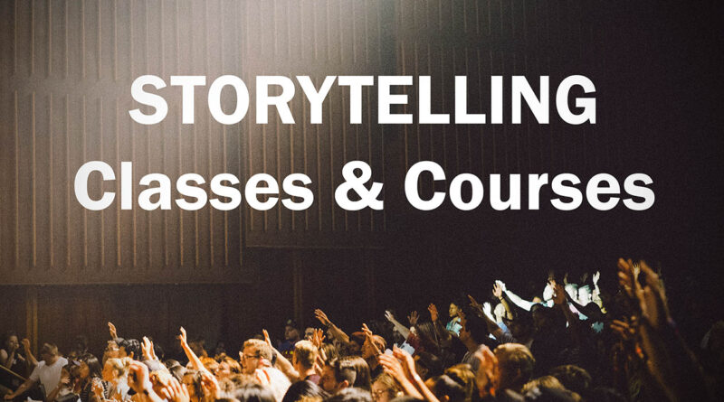 The Best Storytelling Courses Online in 2020